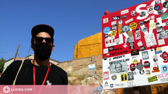 ⏯️ 'El preu de la fruita', un itinerari artístic pel Segrià basat en els temporers i els activistes socials