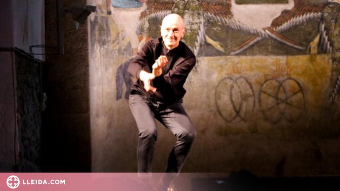 ⏯️ El coreògraf i ballarí Cesc Gelabert dona el tret de sortida al Dansàneu