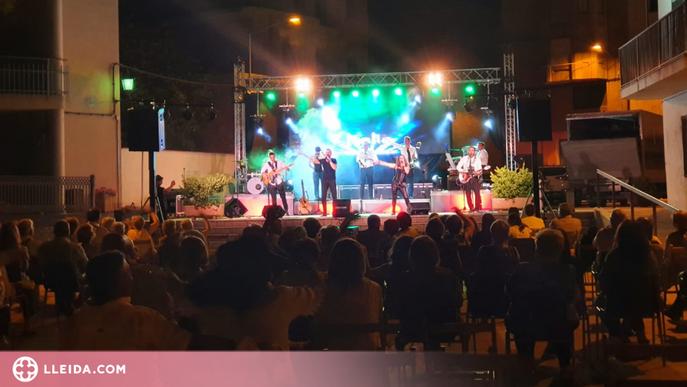 La Granja d'Escarp clou quatre dies de Festa Major en honor a Sant Jaume