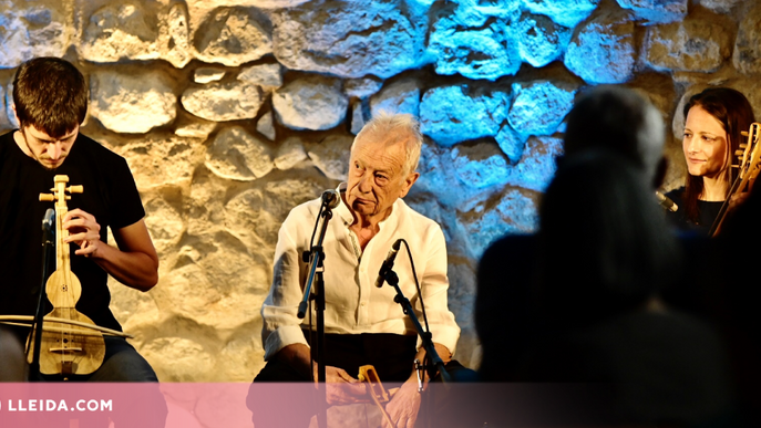 El llegat de Joan Tomàs centra la tercera jornada del Dansàneu