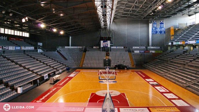 El pavelló Barris Nord de Lleida canvia de nom
