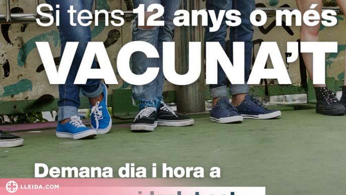 ⏯️ Catalunya posa data a la vacunació dels adolescents de 12 a 15 anys
