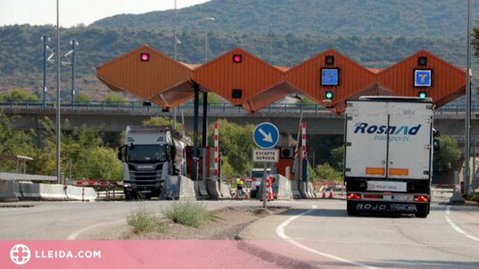 ⏯️ Celebren l'alliberament de l'AP-2 però insisteixen en el desdoblament entre les Borges i Lleida