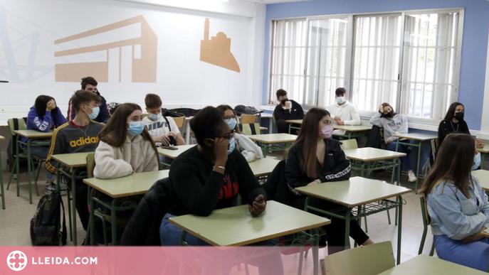ℹ️ Així serà el curs escolar 2021-2022
