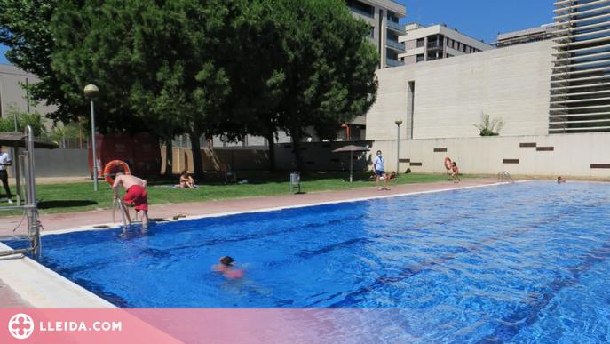 Les piscines de Lleida tanquen temporada amb més de 50.000 banyistes