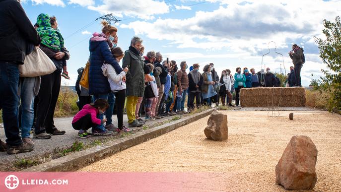 El festival NATURES aposta pel cultiu de propostes artístiques en l'entorn rural