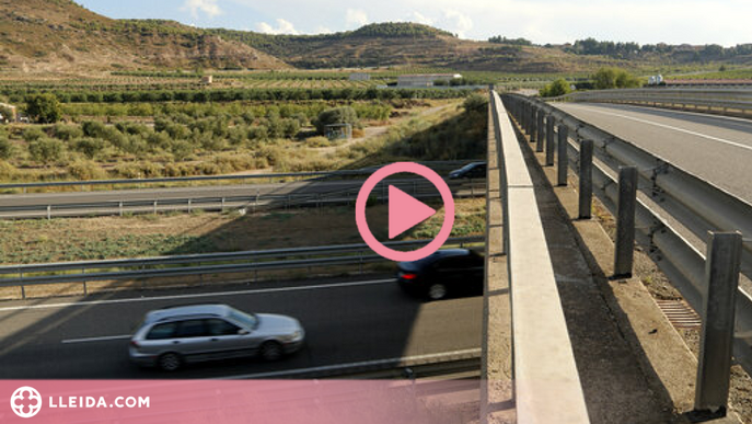 ⏯️ La Diputació demana 4 nous accessos a l'AP-2 al Segrià i les Garrigues per fer-la més permeable