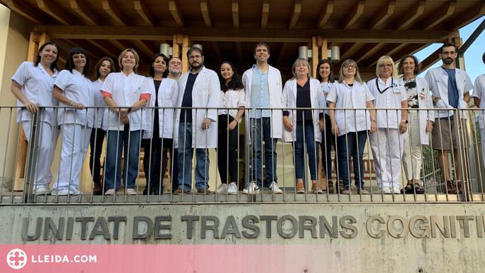 Quinze lleidatans en un assaig clínic d'un nou medicament contra l'Alzheimer