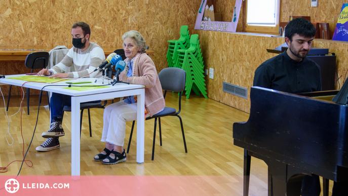El 'Musiquem Lleida!' recupera la 'normalitat' amb 11 concerts en cinc escenaris