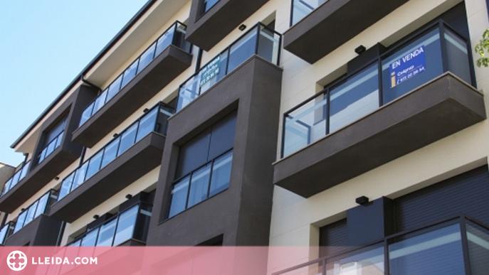 El preu de l'habitatge a Catalunya creix el segon trimestre