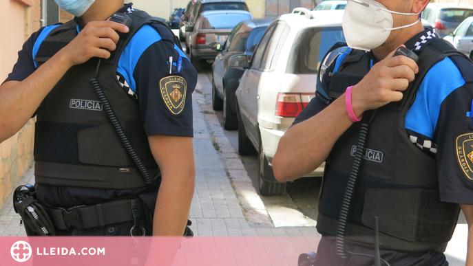 Detingut per maltractar a la seva parella i amenaçar-la de mort