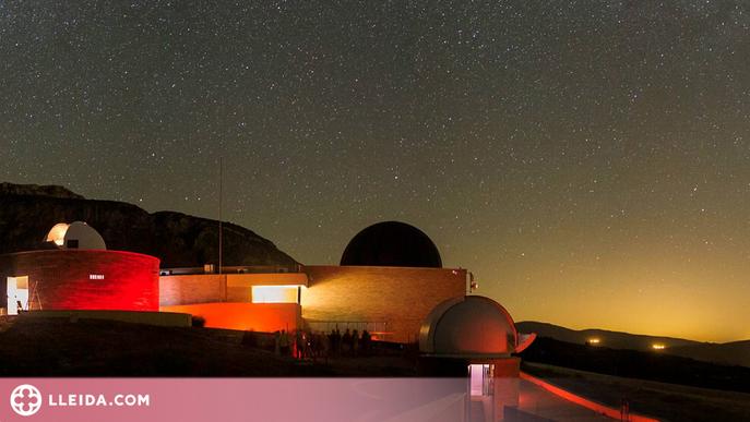El Parc Astronòmic del Montsec recull divendres el Premi Starlight 2020