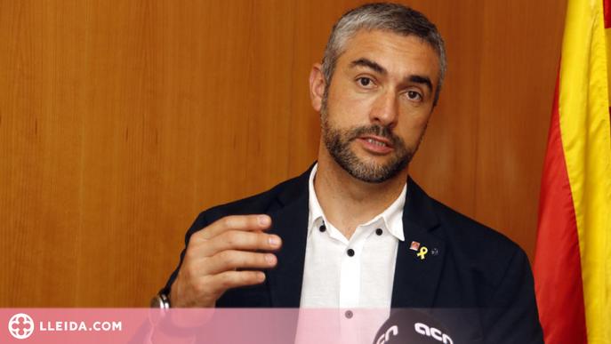 """⏯️ El Govern farà """"pressió"""" perquè l'Estat construeixi nous accessos a l'AP-2 a Lleida"""