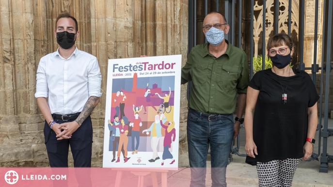 Lleida ja es prepara per a les Festes de la Tardor 2021