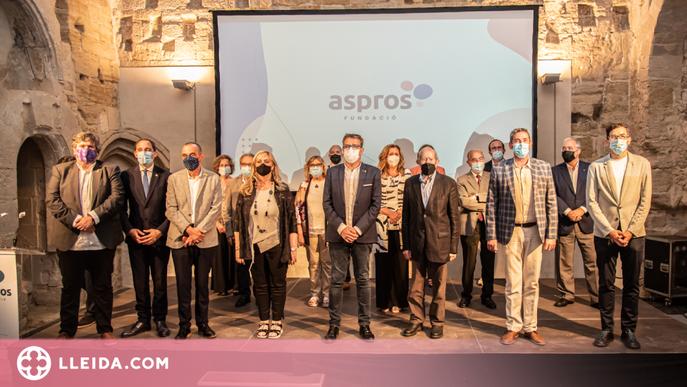La Fundació Aspros presenta el seu Consell Assessor