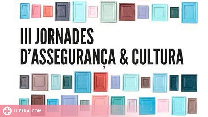Mediadors Lleida reprèn l'activitat presencial amb les Jornades d'Assegurança & Cultura