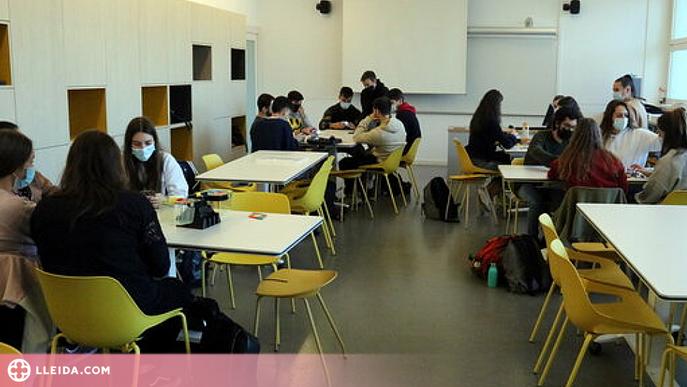 ⏯️ La UdL estrena una aula pionera per fomentar vocacions científiques i tecnològiques