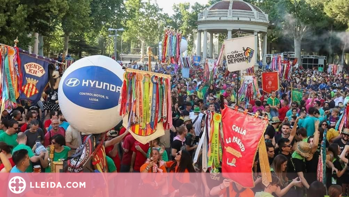 Les colles acorden ajornar l'Aplec del Caragol fins al 2022