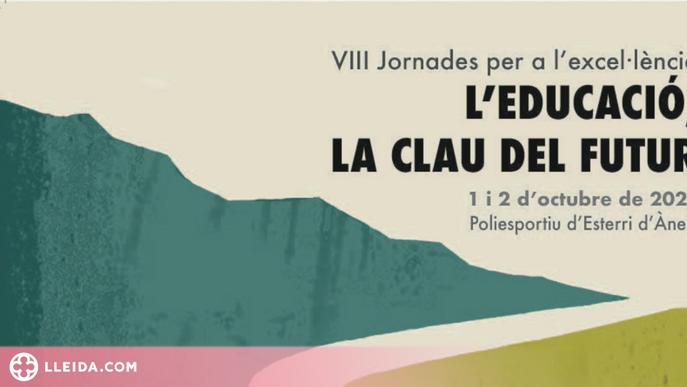 El futur de l'educació, a debat a les Jornades per a l'excel·lència d'Esterri d'Àneu