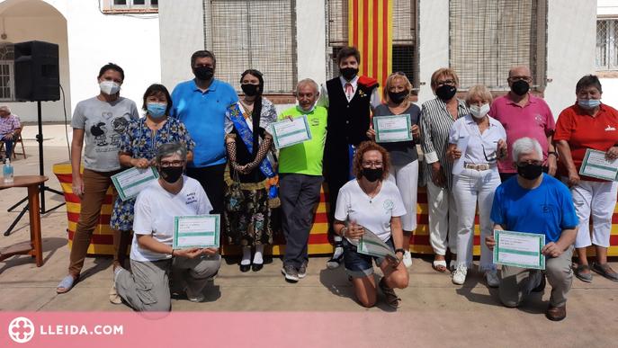 Almenar conclou la 16a Volta Comarcal-Sardanes a la Fresca