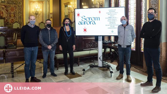 ⏯️ Ciutadans denuncia que la nadala de la Paeria va costar 8.000 euros