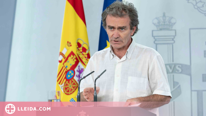 Simón no descarta tenir el 70% de la població espanyola vacunada pel juliol