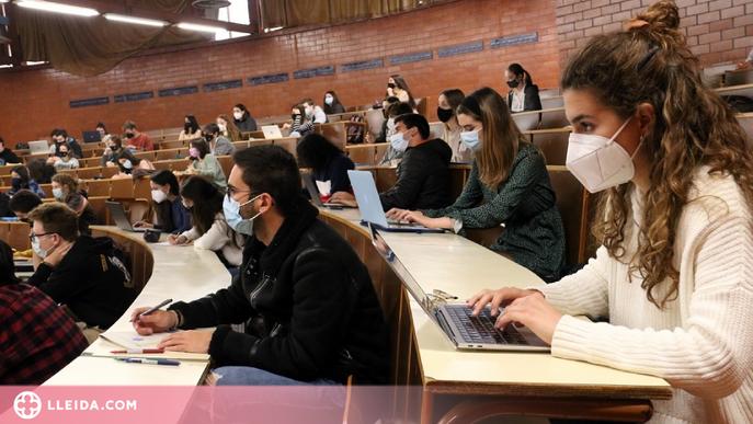Govern i universitats vigilaran que les assignatures s'imparteixin en la llengua anunciada