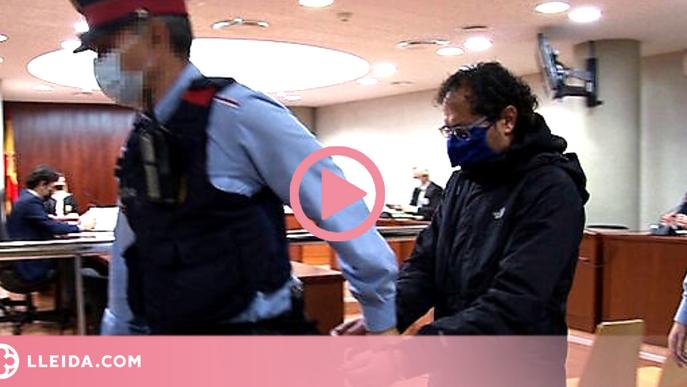 ⏯️ Condemnat a més de 130 anys de presó l'exeducador social de Mollerussa per corrupció de menors