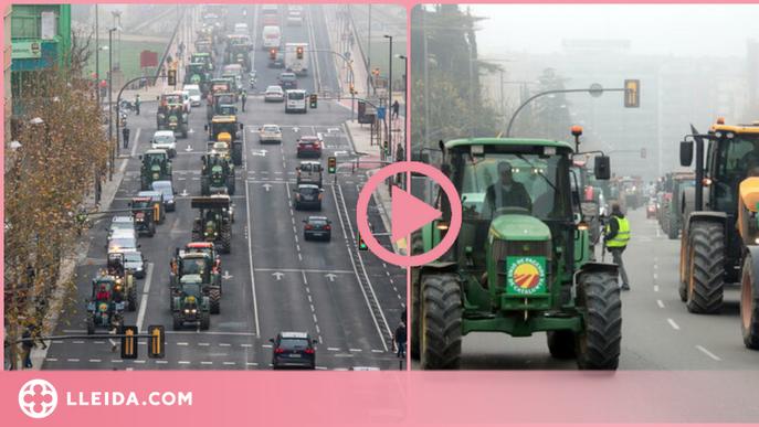 ⏯️ Els tractors tornen al carrer