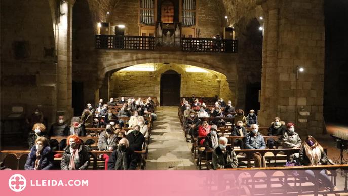 Sant Llorenç recorda amb música mossèn Tarragona