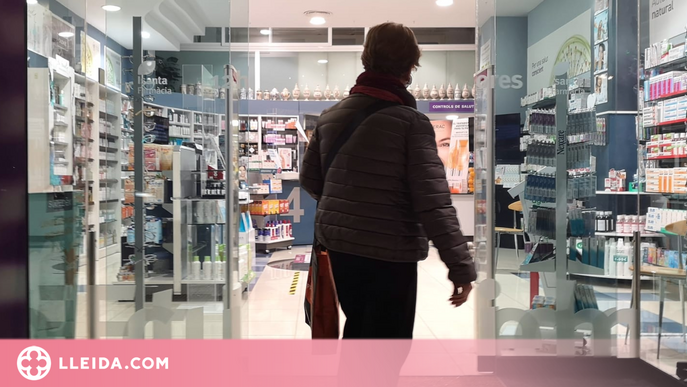 Els cribratges d'automostra a les farmàcies podrien començar aquest gener