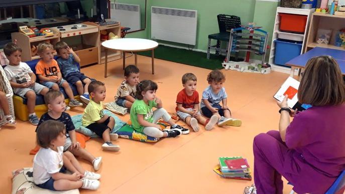 Les dues llars d'infants municipals de Tàrrega inicien el curs amb 101 alumnes