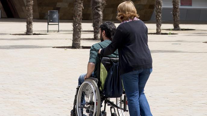 Nou projecte d'Aspid per afavorir que persones amb discapacitat gaudeixin d'una vida independent