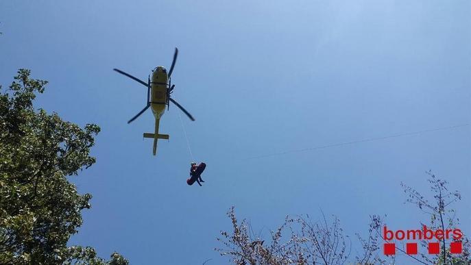 Un noi de 28 anys mor de fred després d'estar perdut tres dies a la Val d'Aran