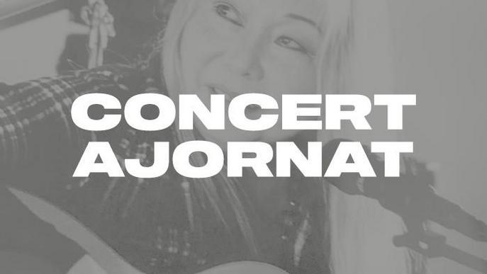 El MUD ajorna pel coronavirus l'actuació de la cantautora japonesa Sachiko Kanenobu
