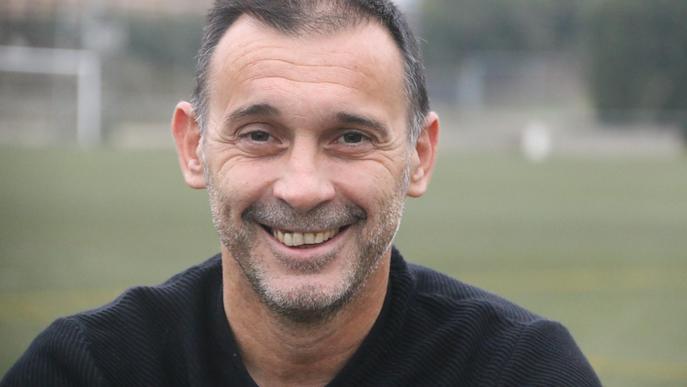 """Javier Sánchez Jara: """"El futbol ha canviat, jo anava a la Masia amb furgoneta i ara van amb cotxes de 60.000€"""""""