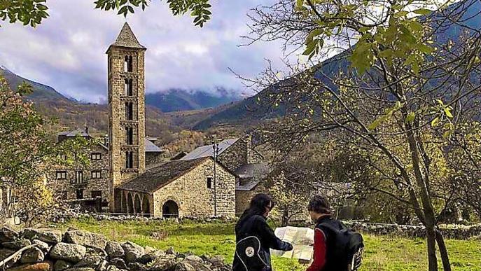 Primers actes per celebrar els vint anys del Patrimoni Mundial a la Vall de Boí