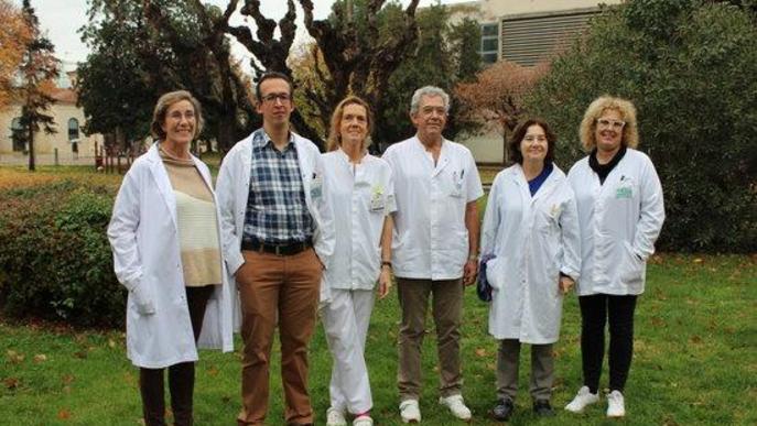 L'Hospital Santa Maria de Lleida redueix un 80% les transfusions de sang en les operacions de pròtesi de genoll i maluc