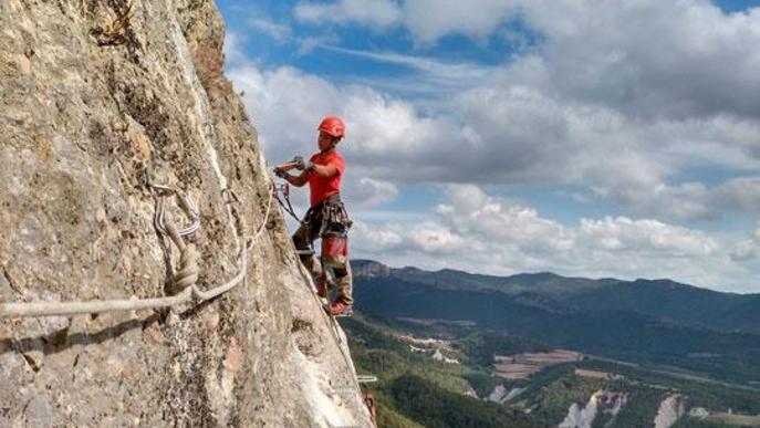 L'Alt Urgell disposarà de dos camins verticals equipats abans de final d'any