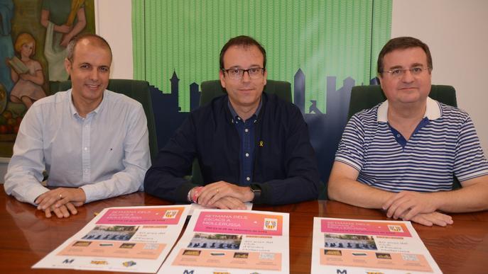 El Club d'Escacs de Mollerussa celebrarà el seu 40è aniversari amb activitats al carrer