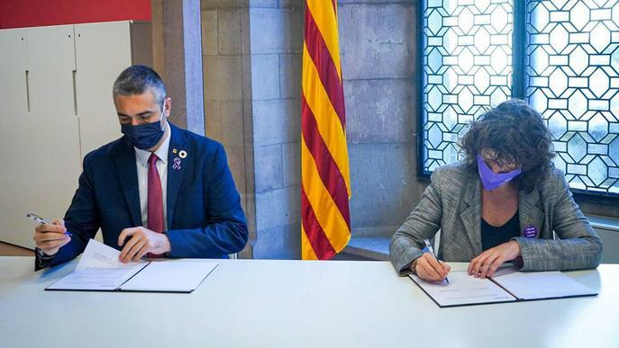 La Generalitat reforça la internacionalització del sector agroalimentari amb les delegacions a l'exterior