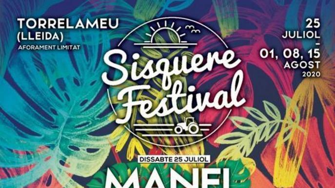 Sisquere Festival ajornat