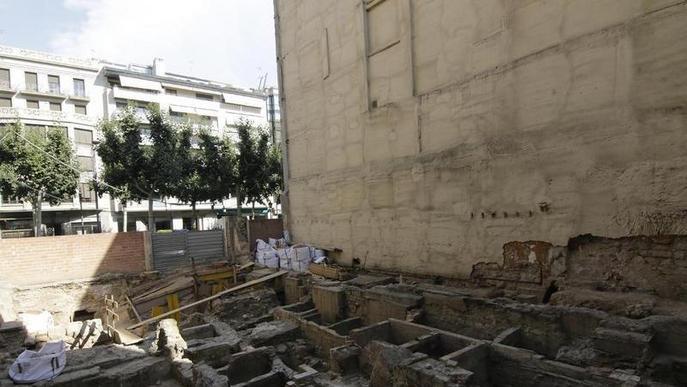 La Diputació vol construir un nou edifici de 7 plantes per a serveis municipals a Ferran