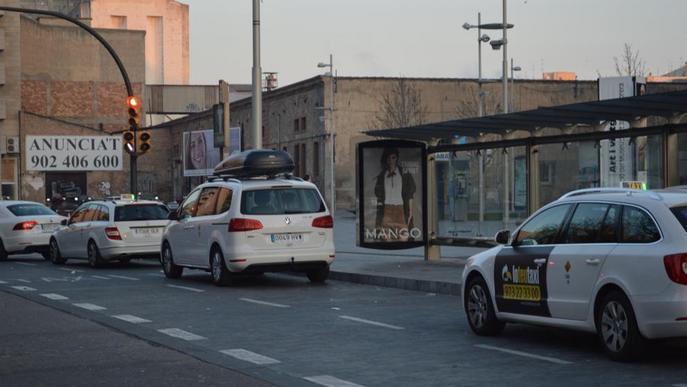 S'amplien les parades del Taxi a demanda a l'Horta