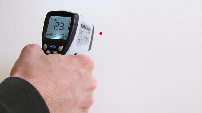 La Paeria instal·larà una càmera de control de temperatura al pavelló Agnès Gregori