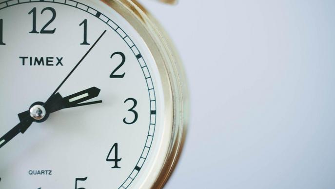 Com 'sobreviure' al canvi d'horari durant el confinament