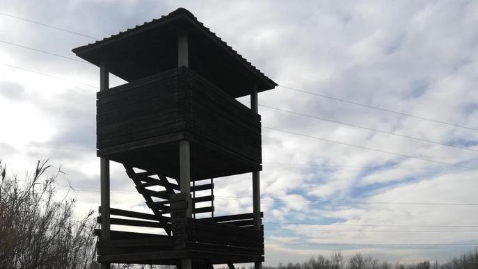 Massalcoreig millora l'àrea recreativa i reforma la torre mirador de la Badina