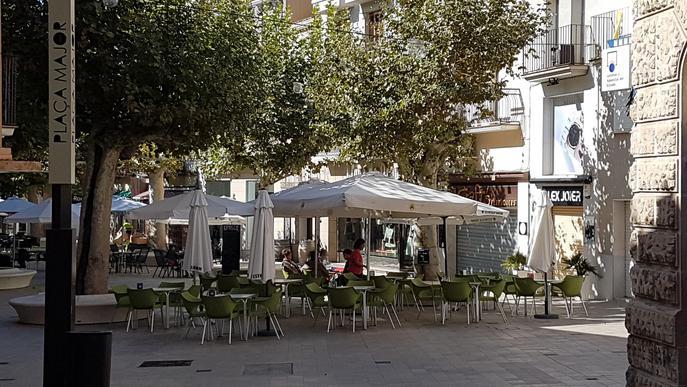 Mollerussa activa un servei de Wi-Fi gratuït en horari diürn al centre urbà
