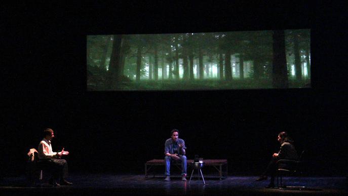 Tàrrega reprèn amb èxit l'activitat escènica al Teatre Ateneu