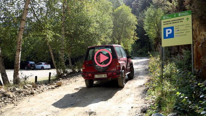 ⏯️ El Pirineu aposta per regular l'accés de vehicles a la Pica d'Estats però ho deixa en mans dels veïns